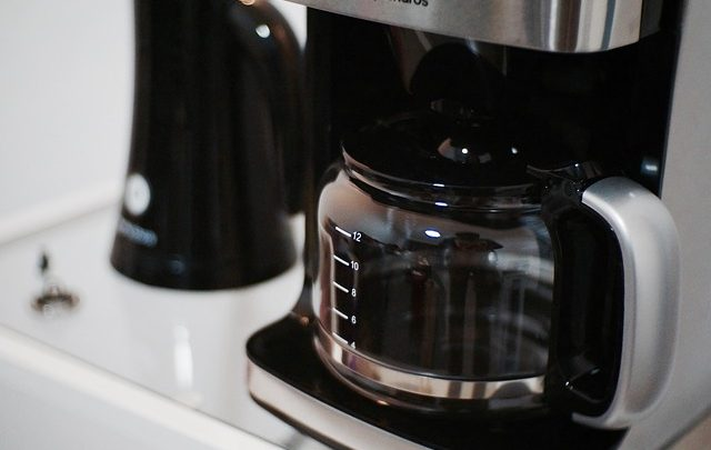 Über die Kaffeemaschine